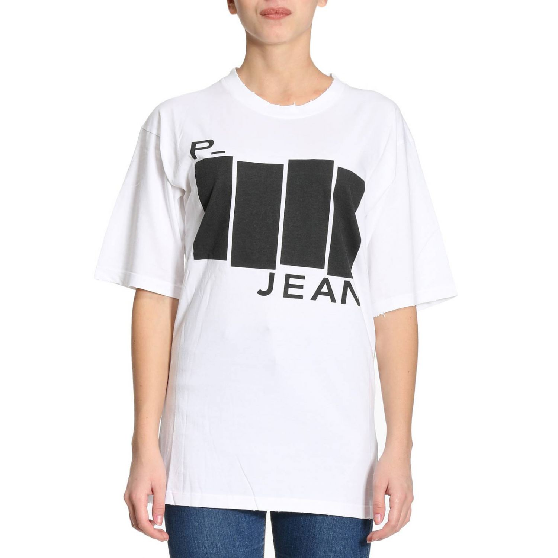 T-shirt Damen P_jean