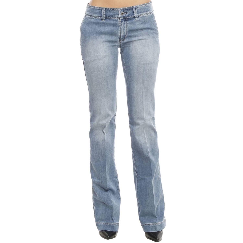 Hose Damen Armani Jeans