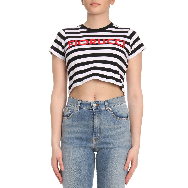 T-shirt Damen Fiorucci