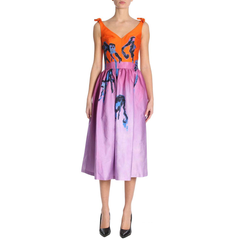 Kleid Damen Stella Jean