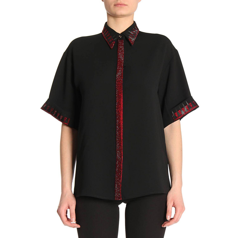 Hemdbluse Damen Versace Collection
