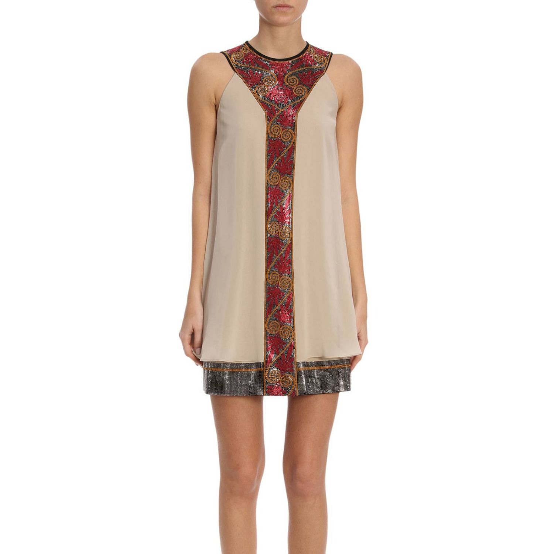 Kleid Damen Versace Collection