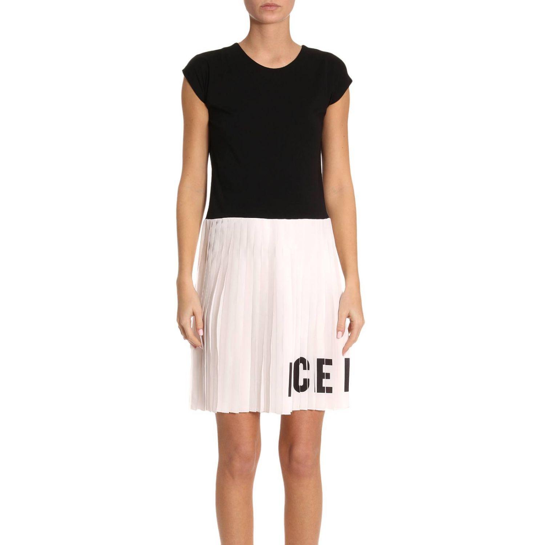 Kleid Damen Ice Play