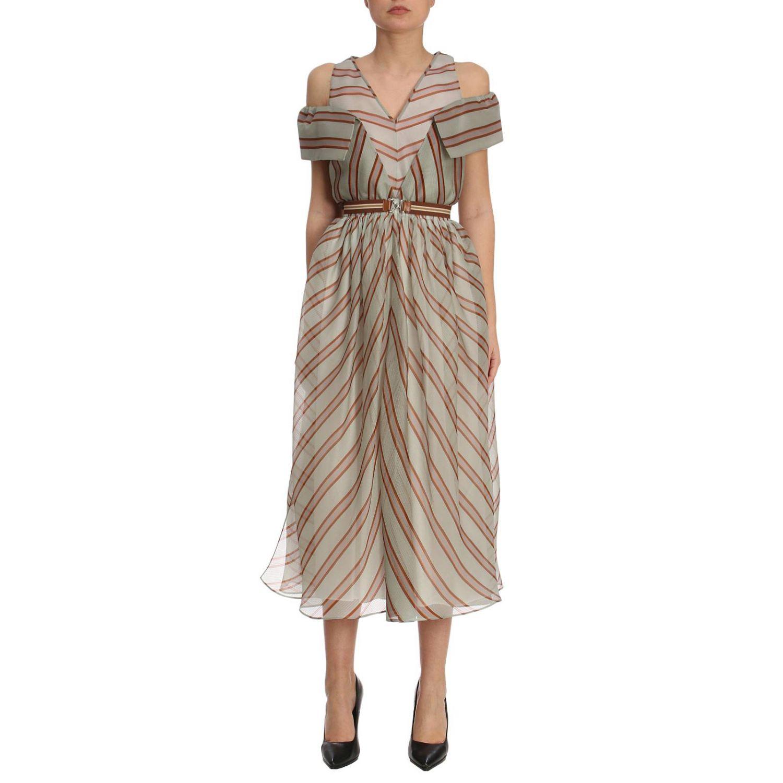 Kleid Damen Fendi