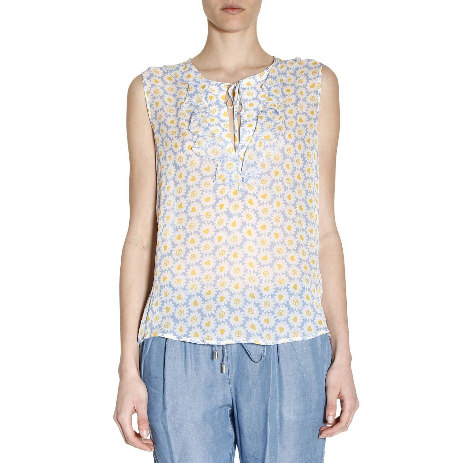 Tops Damen Moschino Love