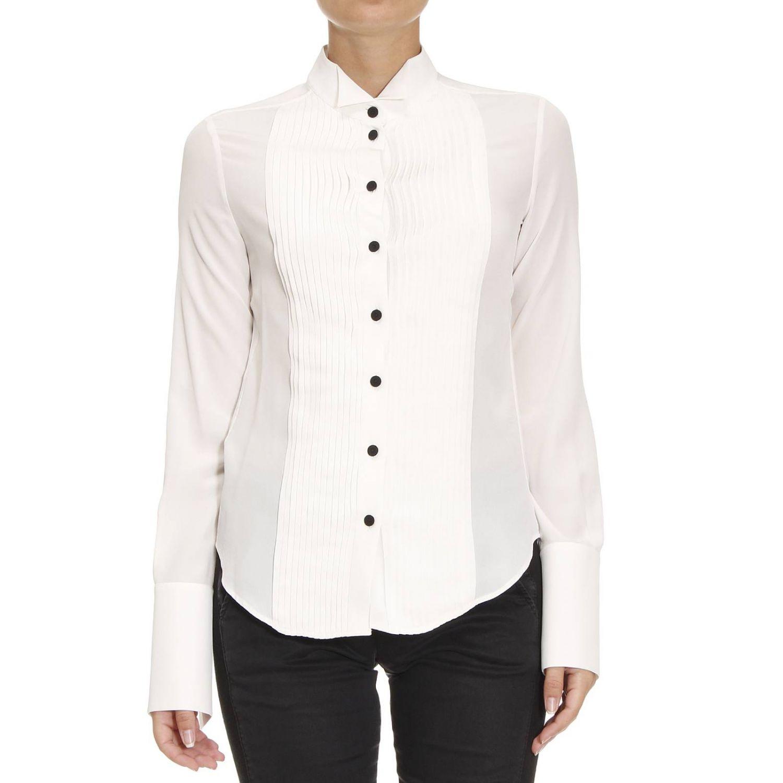 Bluse Damen Moschino Couture