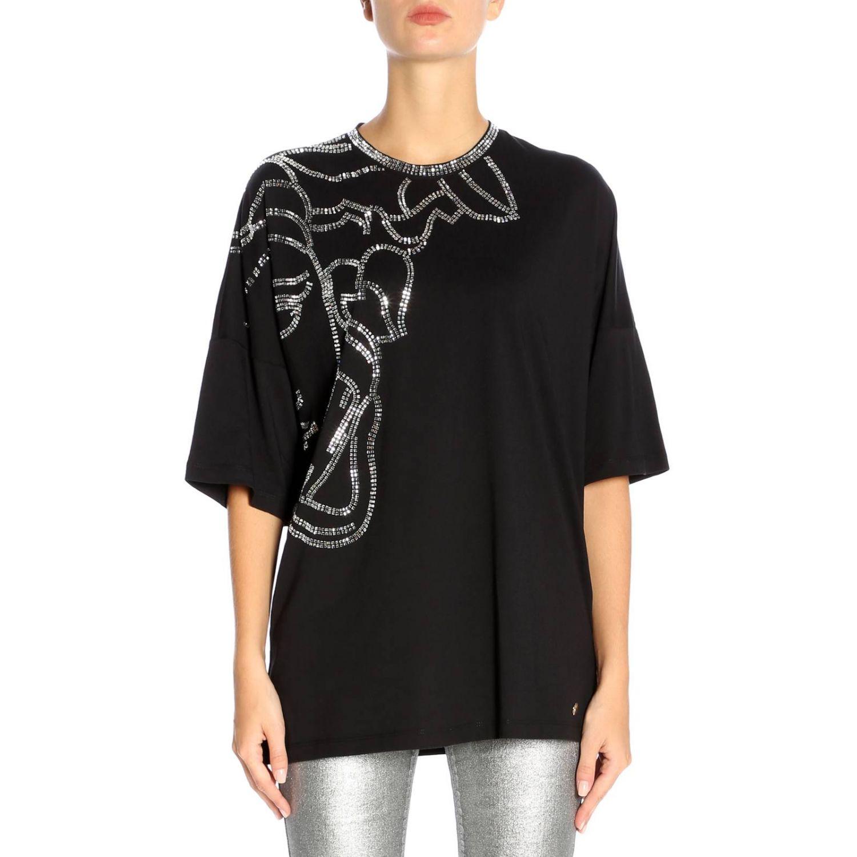 T-shirt Damen Versace Collection