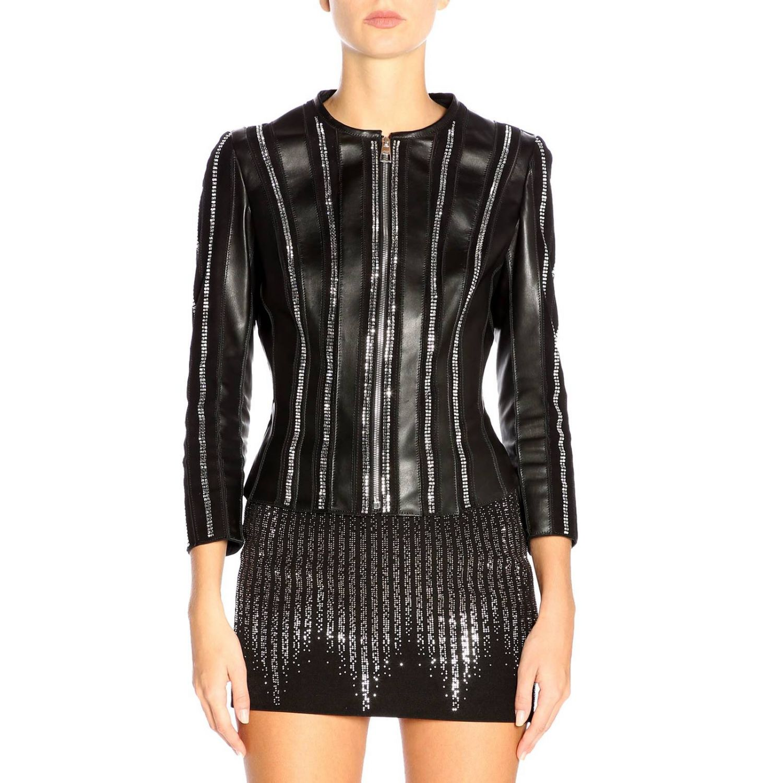 Jacke Damen Versace Collection