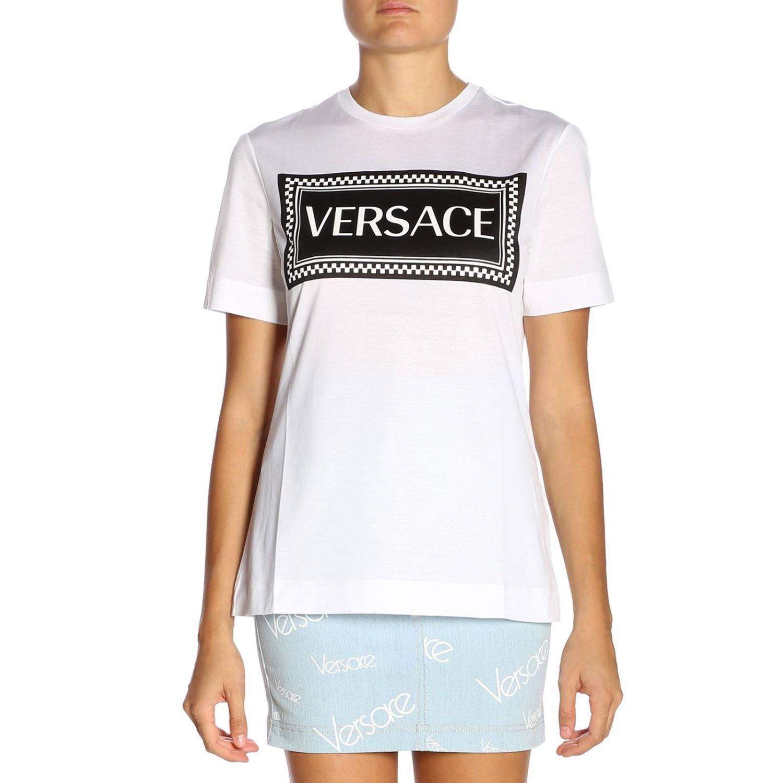 T-shirt Damen Versace