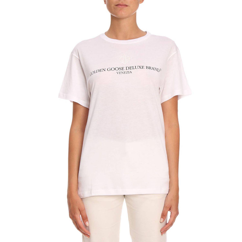 T-shirt Damen Golden Goose