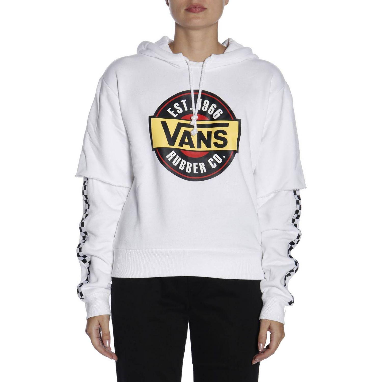 Pullover Damen Vans