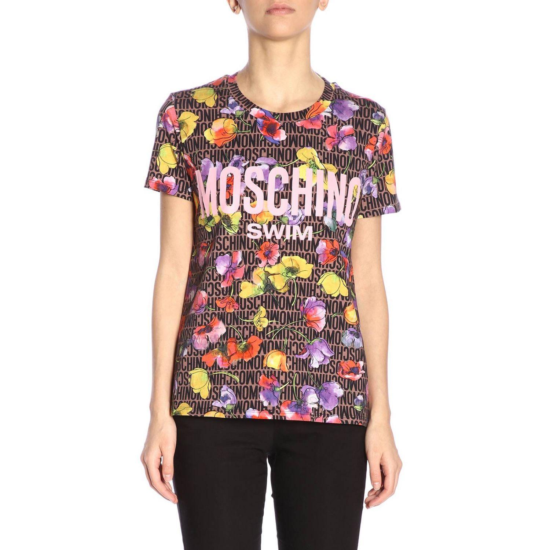 T-shirt Damen Boutique Moschino
