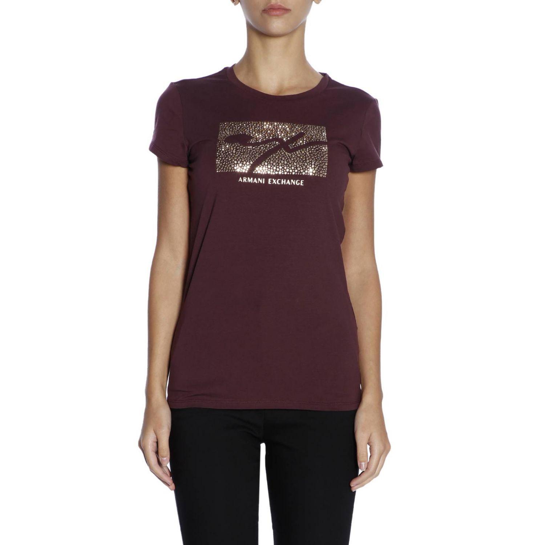 T-shirt Damen Armani Exchange