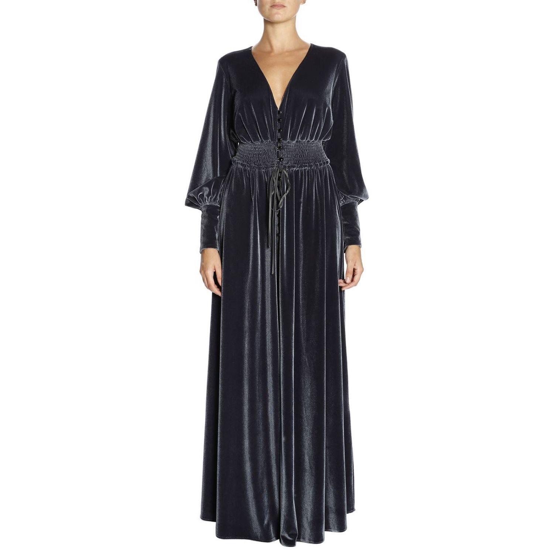 Kleid Damen Black Coral
