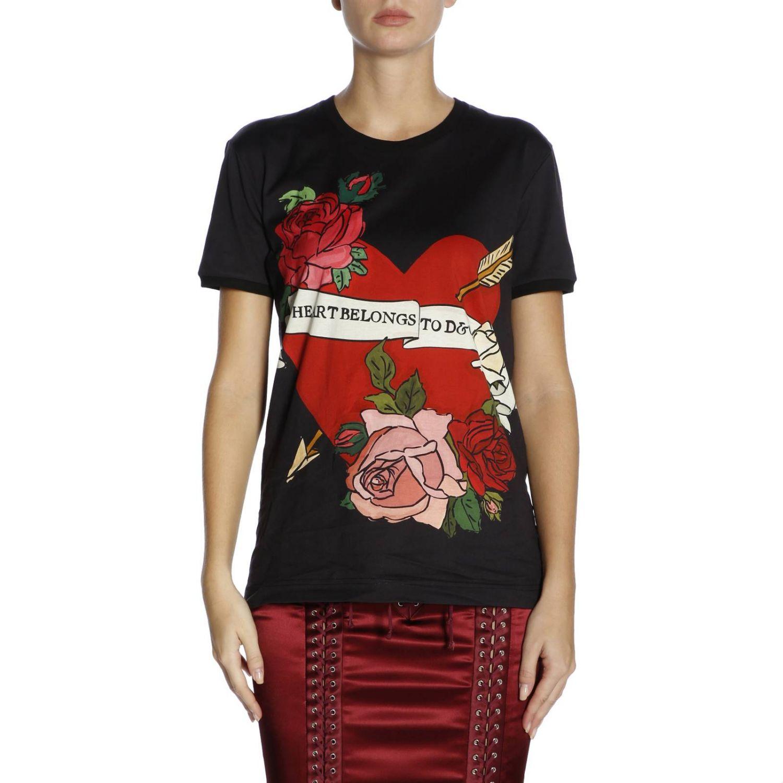 T-shirt Damen Dolce & Gabbana