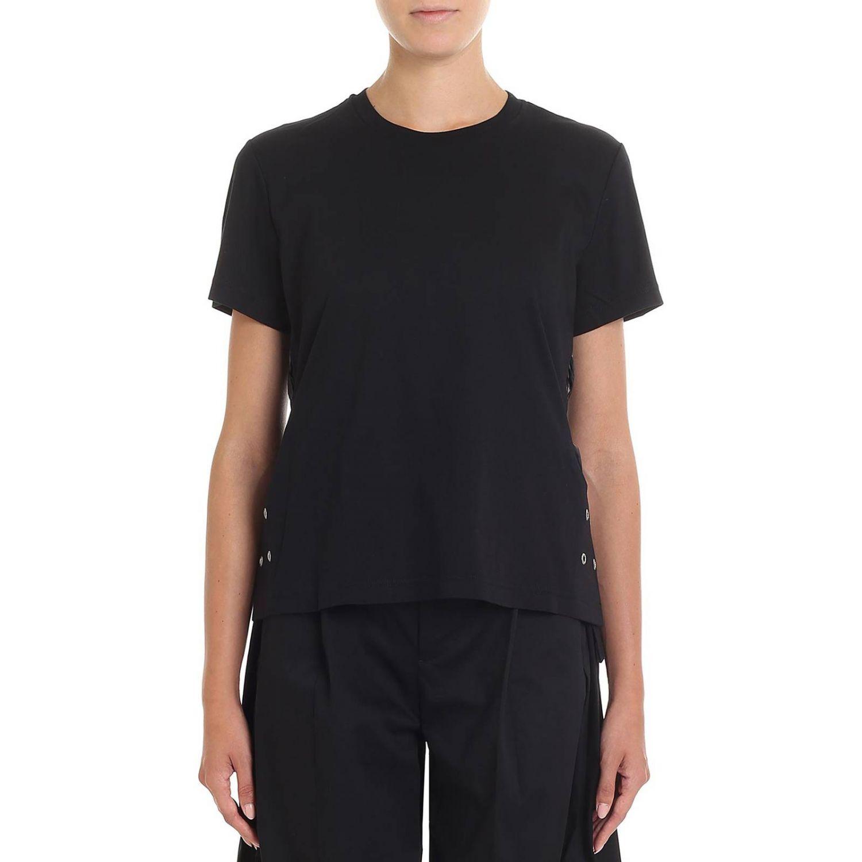 T-shirt Damen Moncler Noir