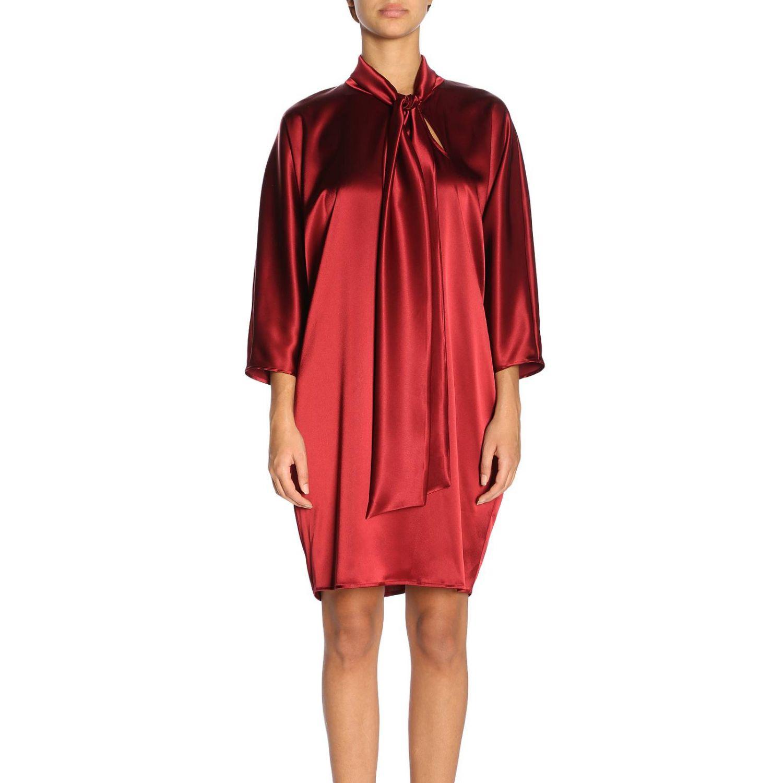 Kleid Damen Gianluca Capannolo