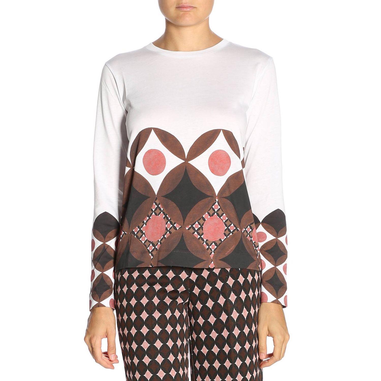 T-shirt Damen Maliparmi