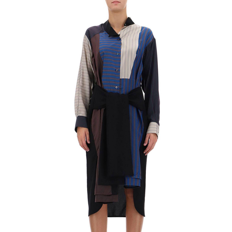 Kleid Damen Loewe