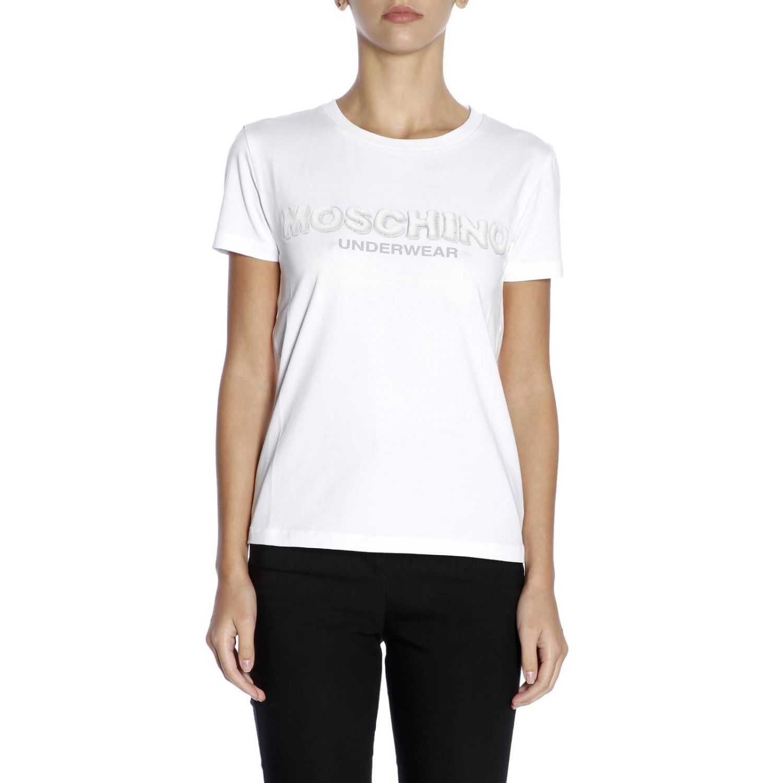 T-shirt Damen Moschino Underwear