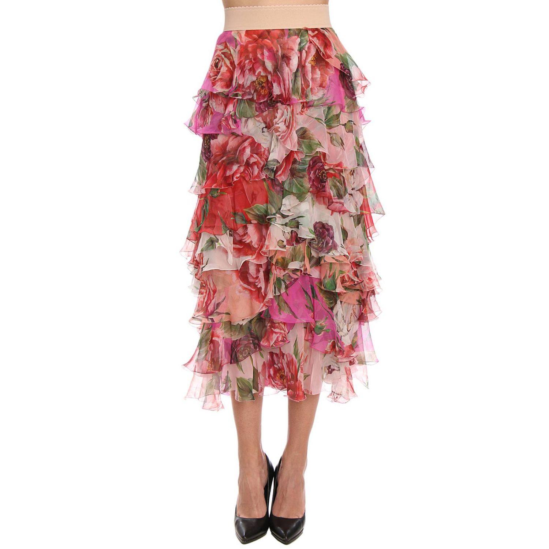 Rock Damen Dolce & Gabbana
