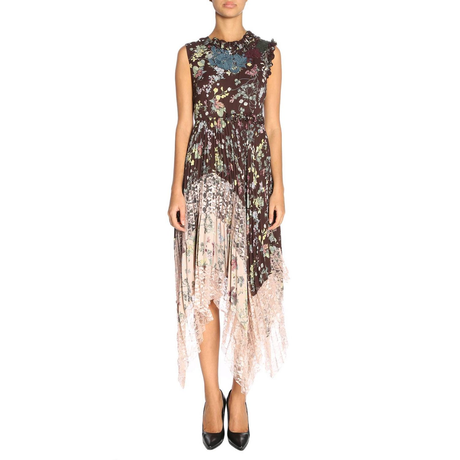 Kleid Damen Antonio Marras