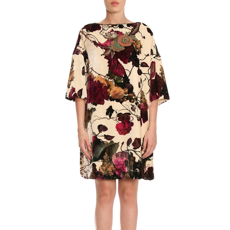 Kleid Damen Antonio Marras