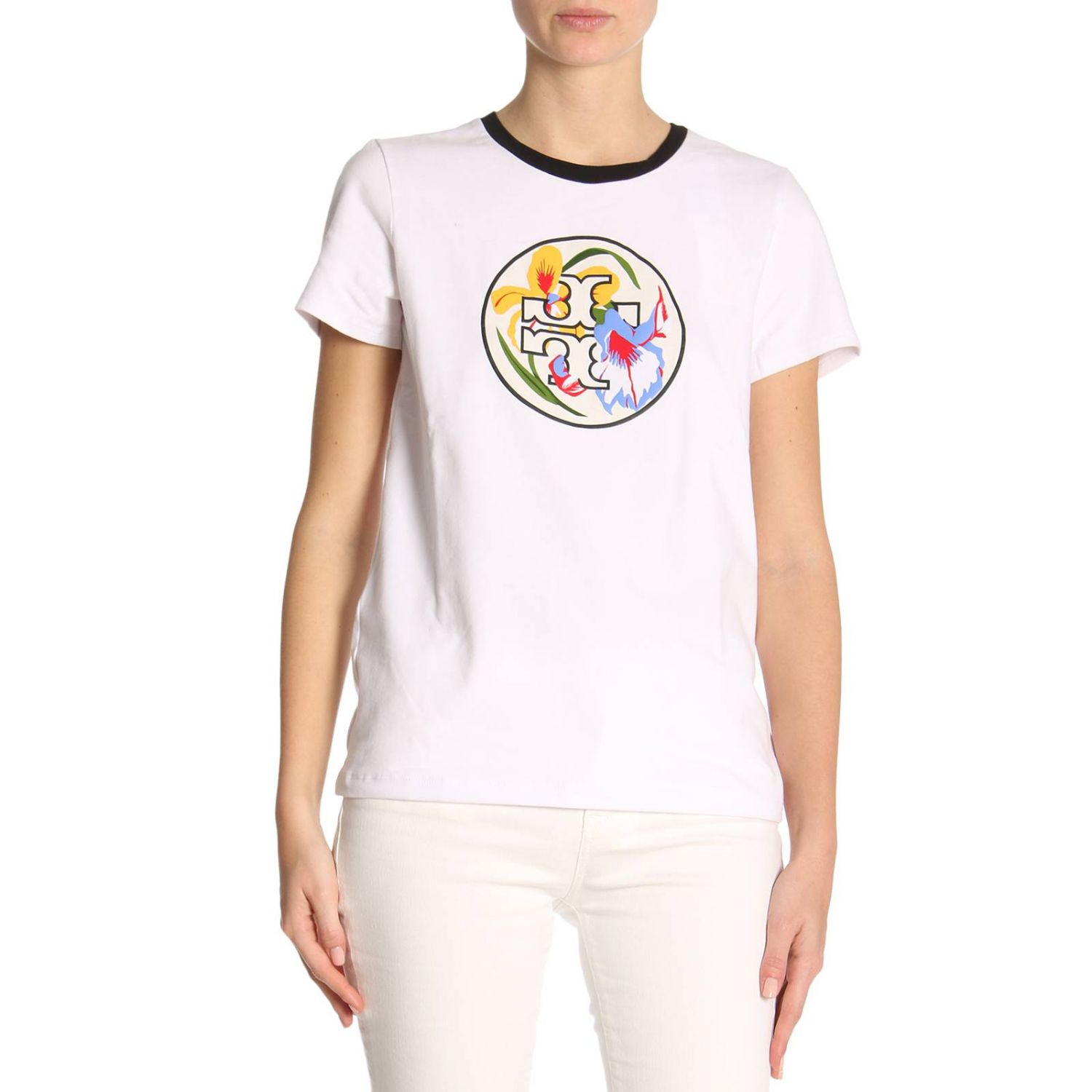 T-shirt Damen Tory Burch