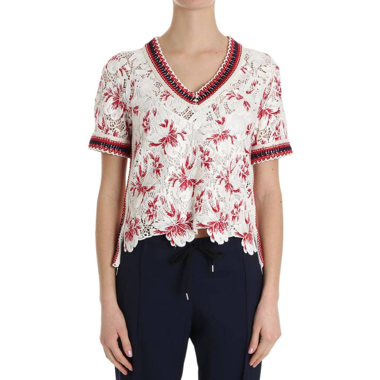 T-shirt Damen Ermanno Scervino