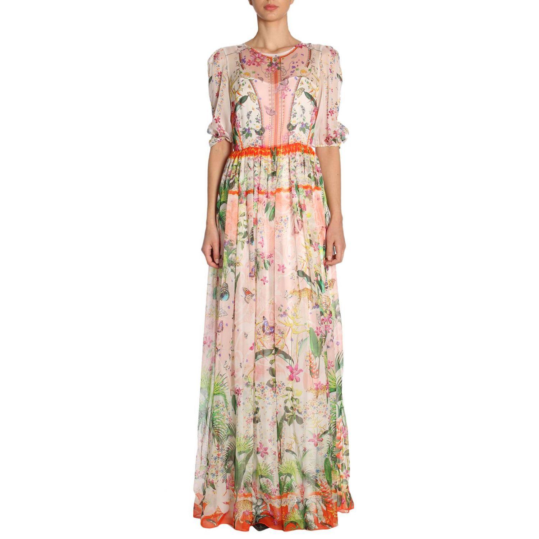 Kleid Damen Piccione Piccione